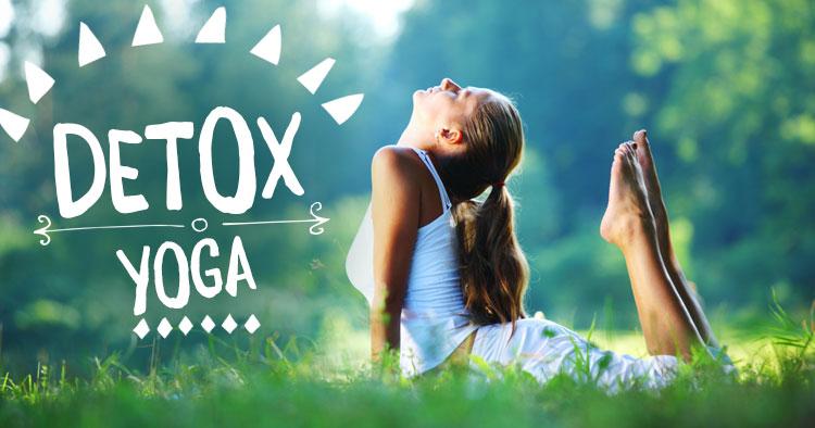 Detox Yoga Trend