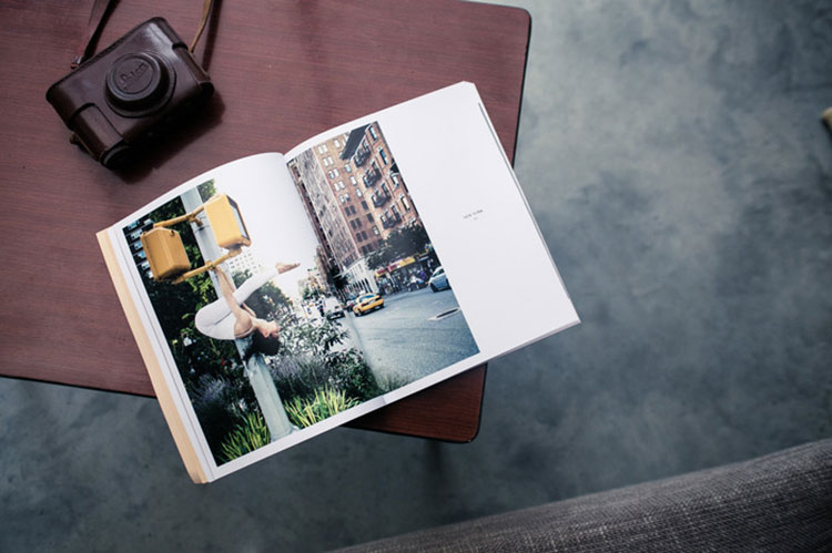 The Urban Yoga Projekt Urban Yoga Photo Book, New York Series als Buch