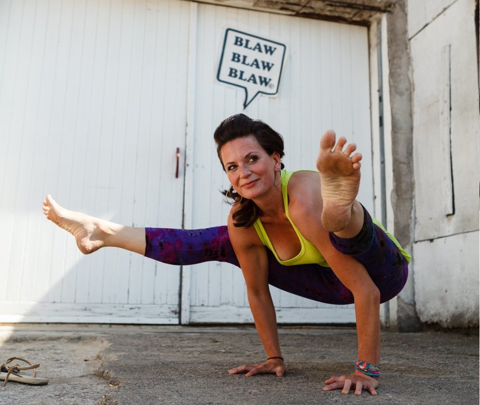 Nicole Bongartz Yoga