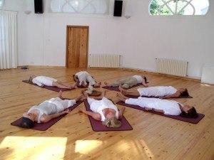 Meditation in der Casa el Morisco