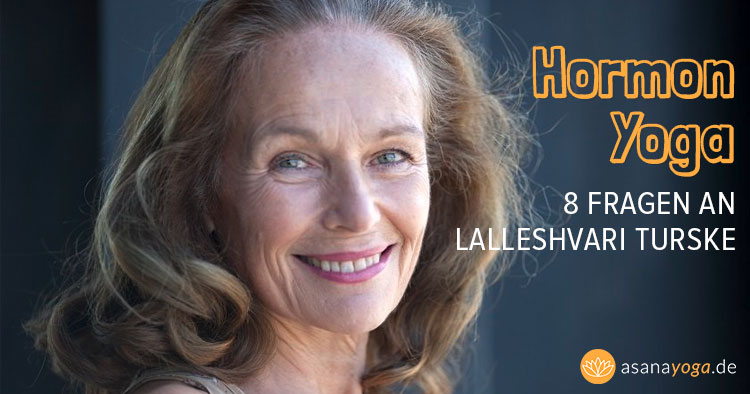 Hormon Yoga Interview Lalleshvari Turske