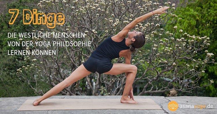 Was wir vom Yoga lernen können