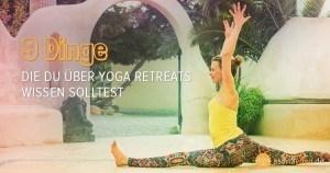 Yoga Retreat Guide