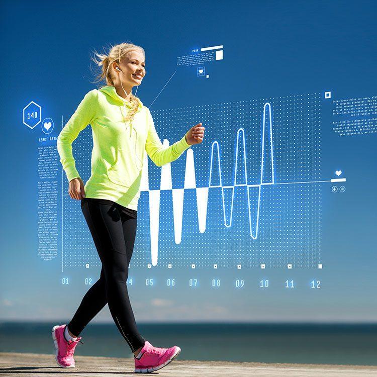 Yoga verbessert die Atemtechnik beim Joggen