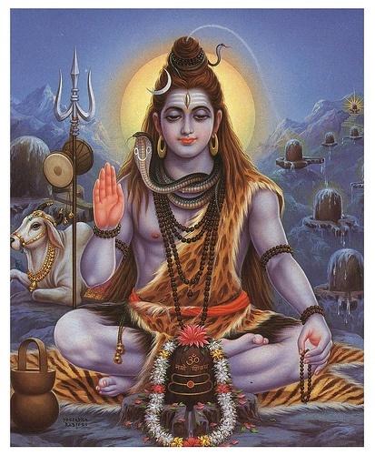 Shiva Abbild