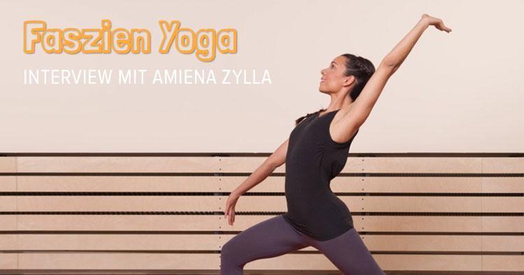 Titelbild Faszien Yoga