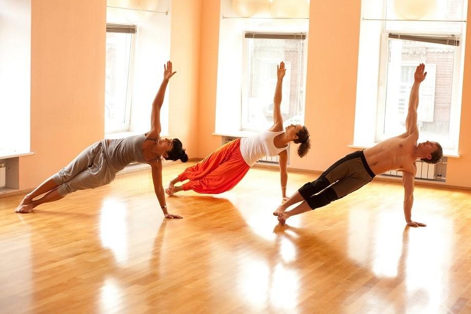 Barrierefreier Yogalehrerunterricht
