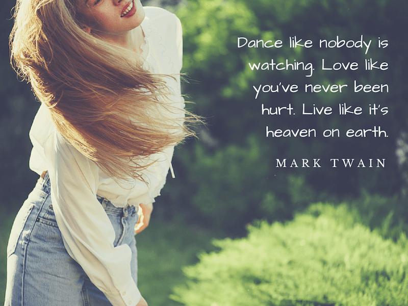 Mark Twain Zitat