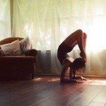 Yoga Skorpion