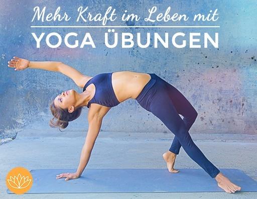 Flexibilität durch Yoga