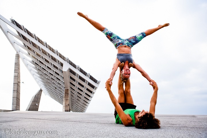 Acro Yoga Star