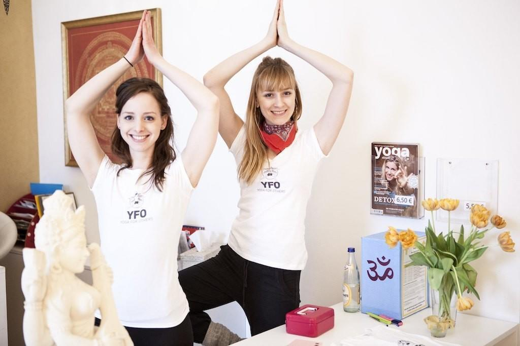 Yoga for others 3