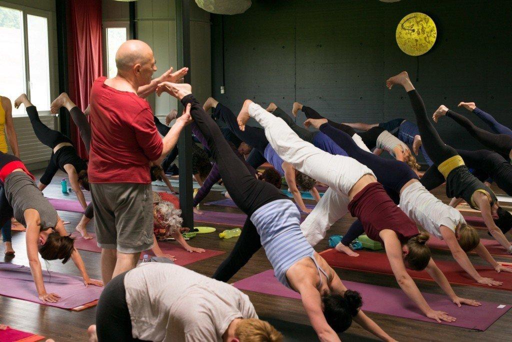 Yogalehrerausbildung