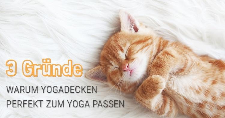 yogadecken