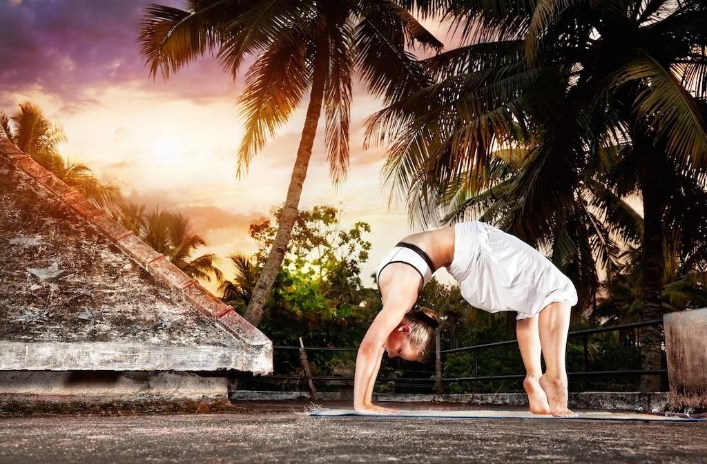 Das Yoga Rad