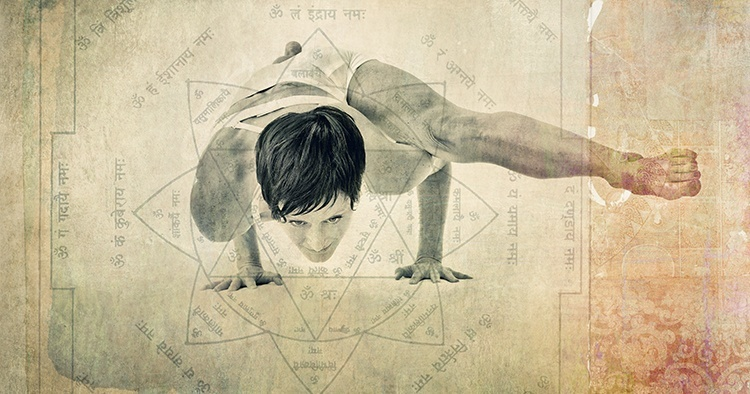 Was haben Yoga und Kunst gemeinsam?