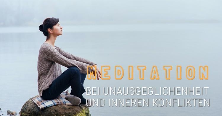 MEDITATION-KONFLIKT