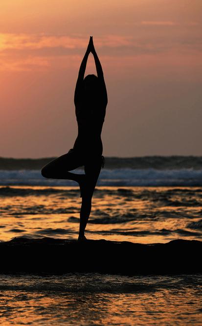 Yoga hilft bei Essstörungen