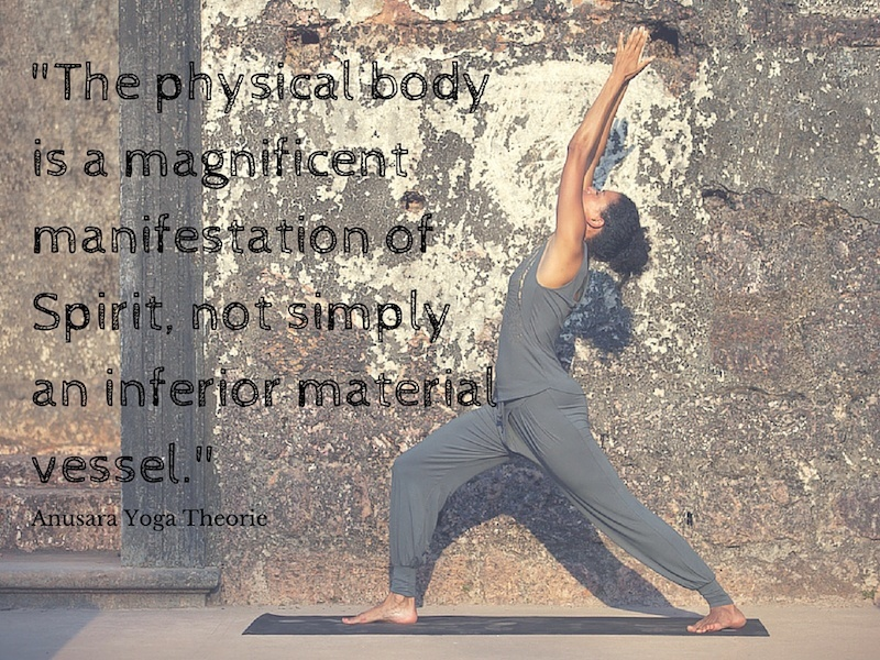 anusara-yoga-theorie