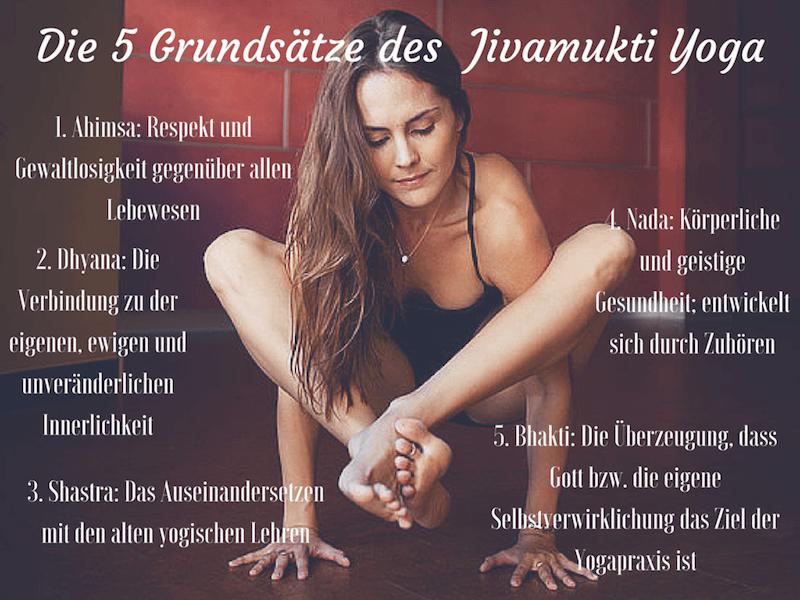 Jivamukti Yoga _5 Grundsaetze