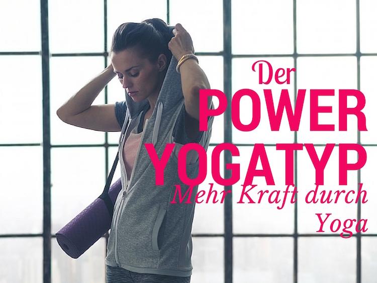 kraft durch yoga titel
