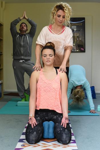 Office Yoga Ruecken
