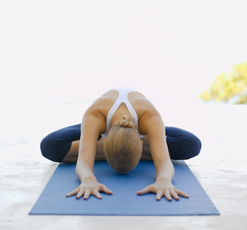 yin yoga sequenz uebung