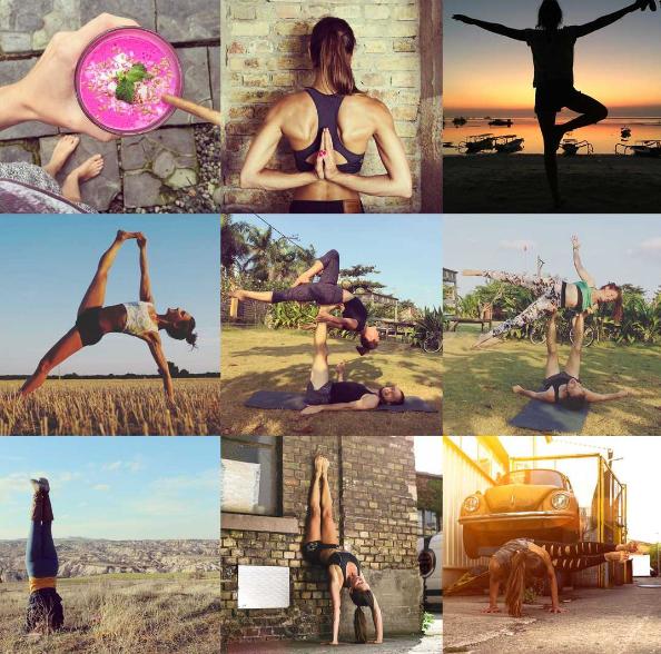Asana Rebel Yoga Instagram