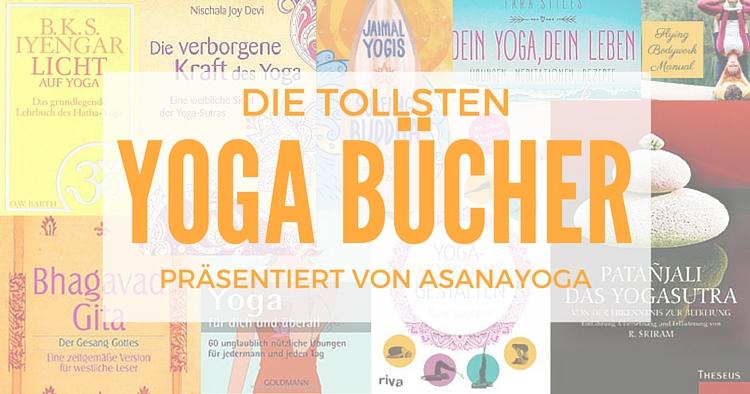 TOP 10 YOGA BUECHER