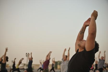 Geschenke fuer Yoga-Fans Seminar