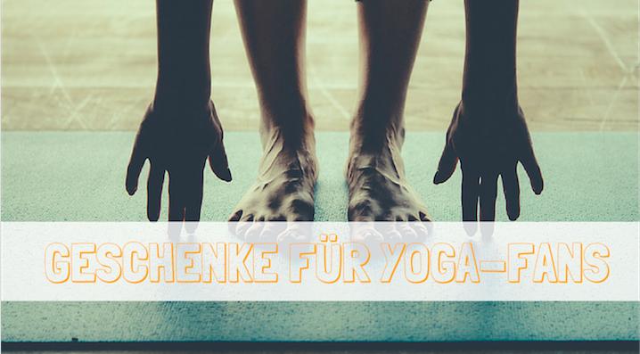 Geschenke fuer Yoga Fans