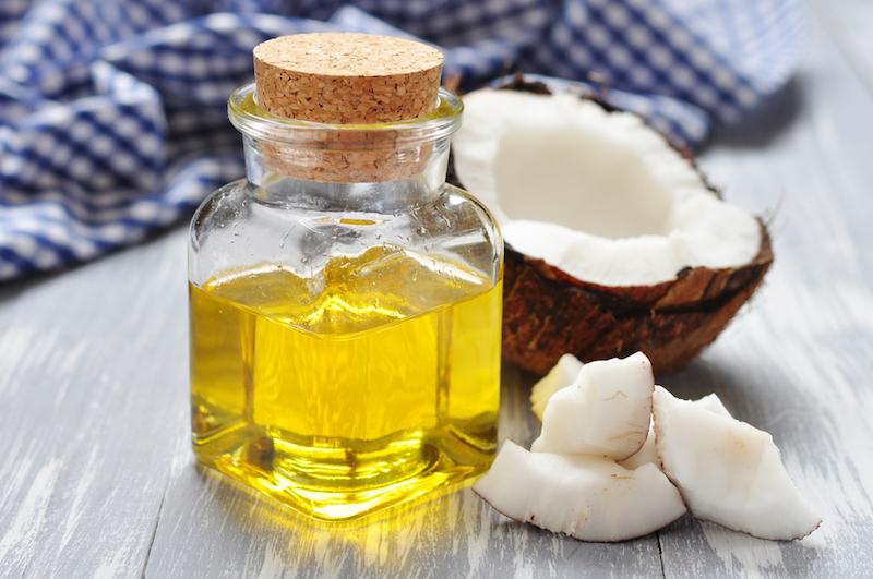 Kokosnuss gesund Kokosoel