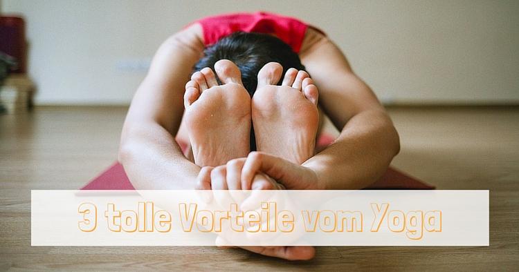 Vorteile Yoga