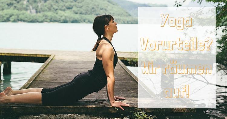Yoga Vorurteile