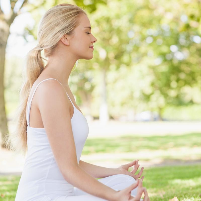Urlaub fuer die Seele Meditation
