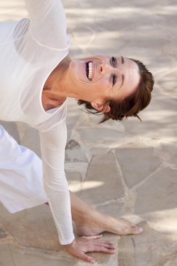 Yoga als Medizin Yogini