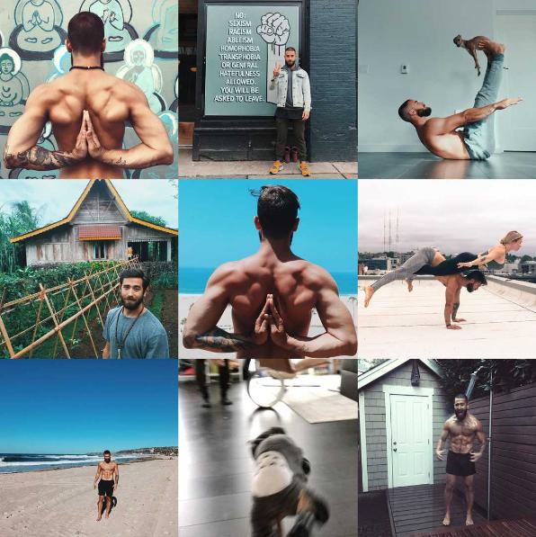 Patrick Beach Instagram