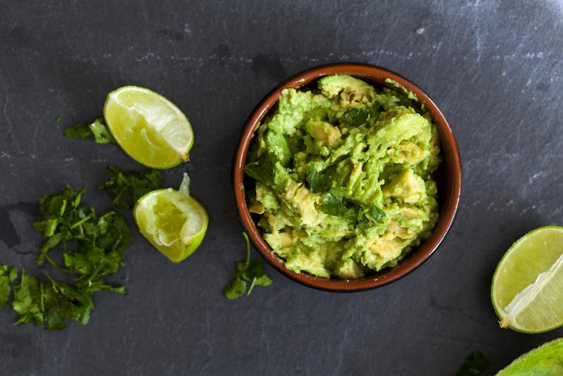 Superfood Avocado Guacamole