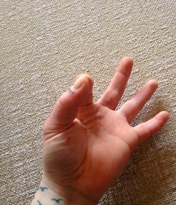 Finger Yoga Chin Mudra