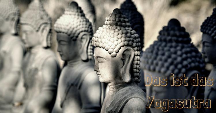 Was ist das Yogasutra