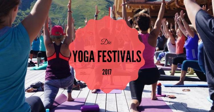 Yoga Festivals 2017