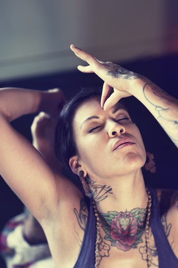 Yoga gegen Tinnitus Atmung