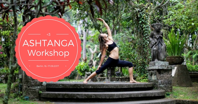 Ashtanga Workshop Berlin