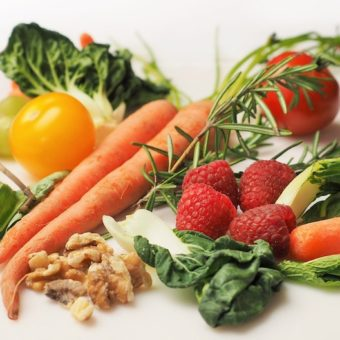 Mehr Energie - Ernährung