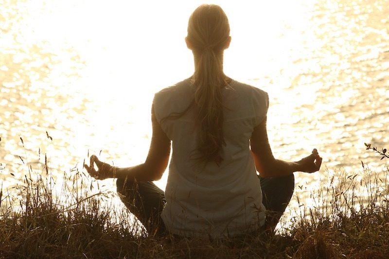 Buddhismus westliche Welt Meditation