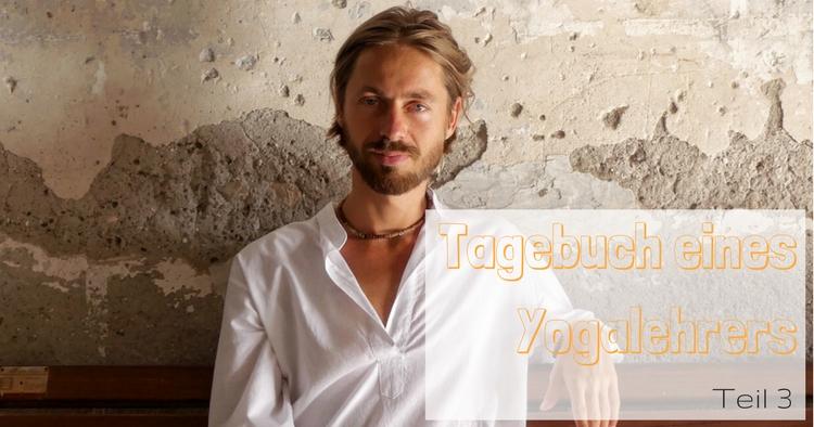 Tagebuch eines Yogalehrers