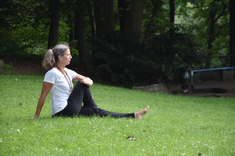 Buchvorstellung Gabriele Yoga