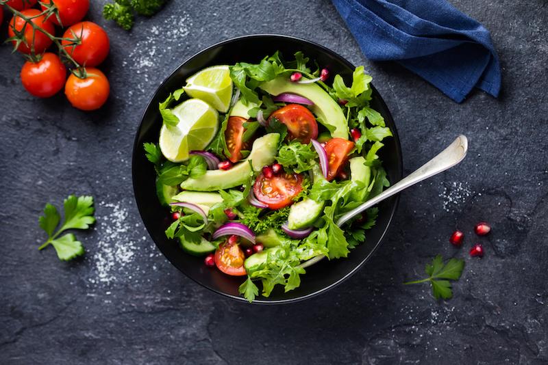Switchel Apfelessig Salatdressing