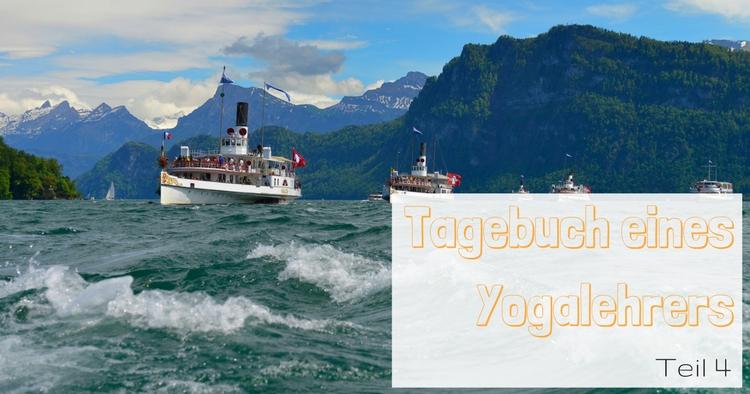 Tagebuch eines Yogalehrers (2)