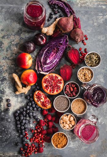 Typgerecht-essen-rote-fruechte